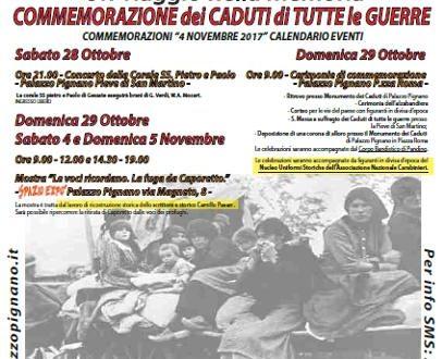 """Palazzo Pignano: da sabato 28 ottobre """"Un viaggio nella memoria"""""""